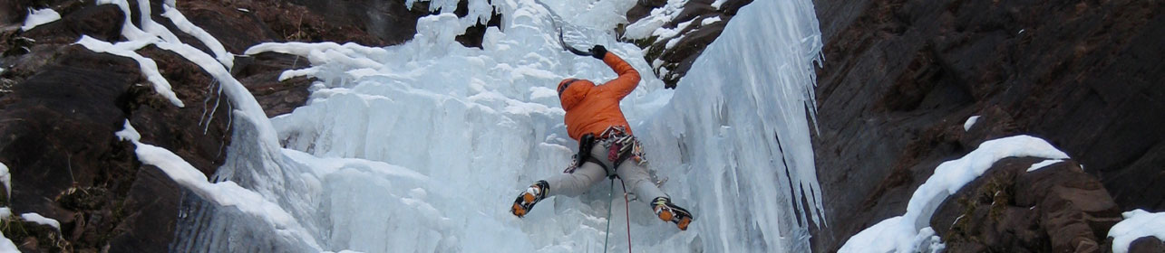 Book This Trip Intermediate Ice Climbing