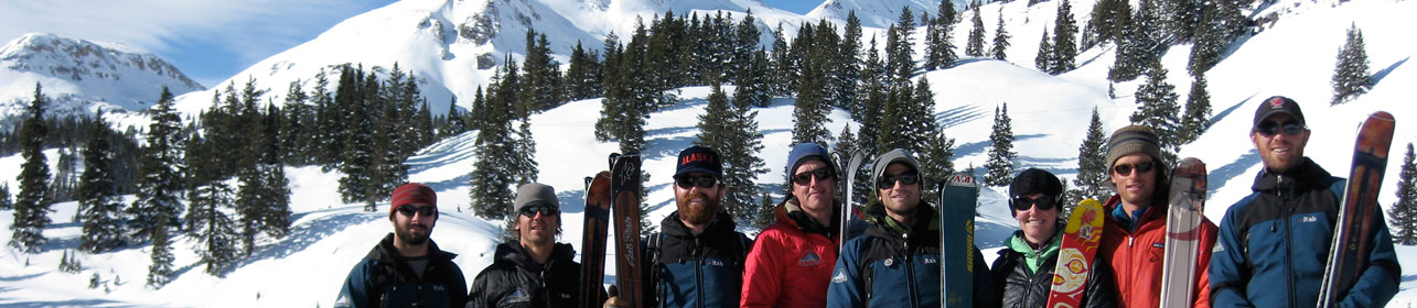 Private Ski Mountaineering