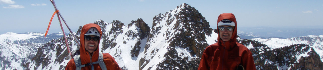 Book This Trip Chicago Basin Ski Mountaineering