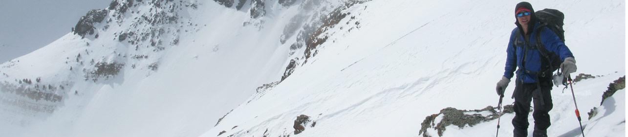 Ski the Peaks