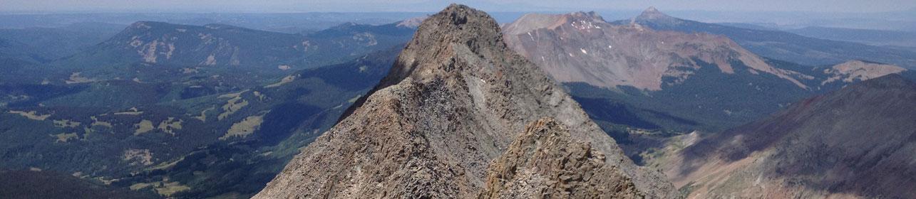Mt. Wilson & El Diente