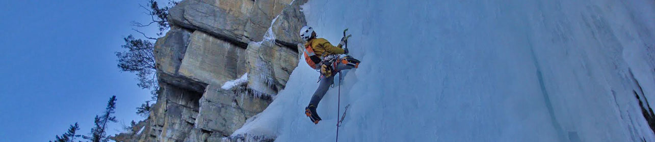 Canadian Rockies Ice Climbing
