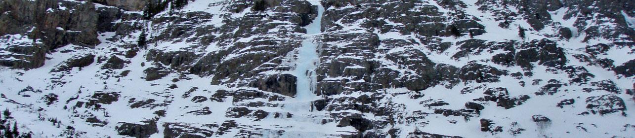 San Juan Ice Conditions Nov. 16, 2012