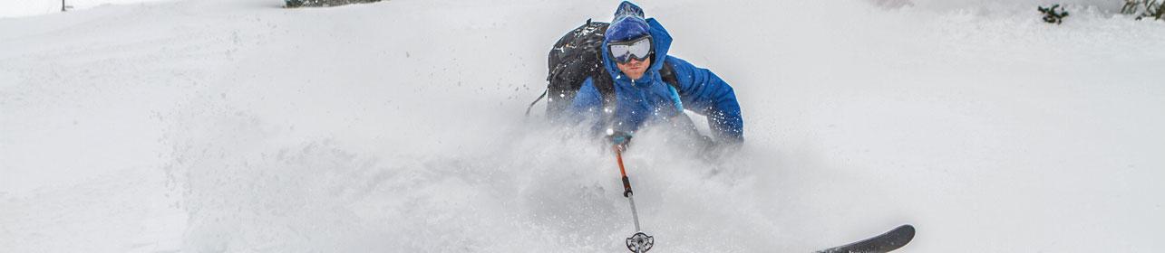 Backcountry Skiing Leadership