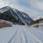 Road Conditions S. Mineral Creek
