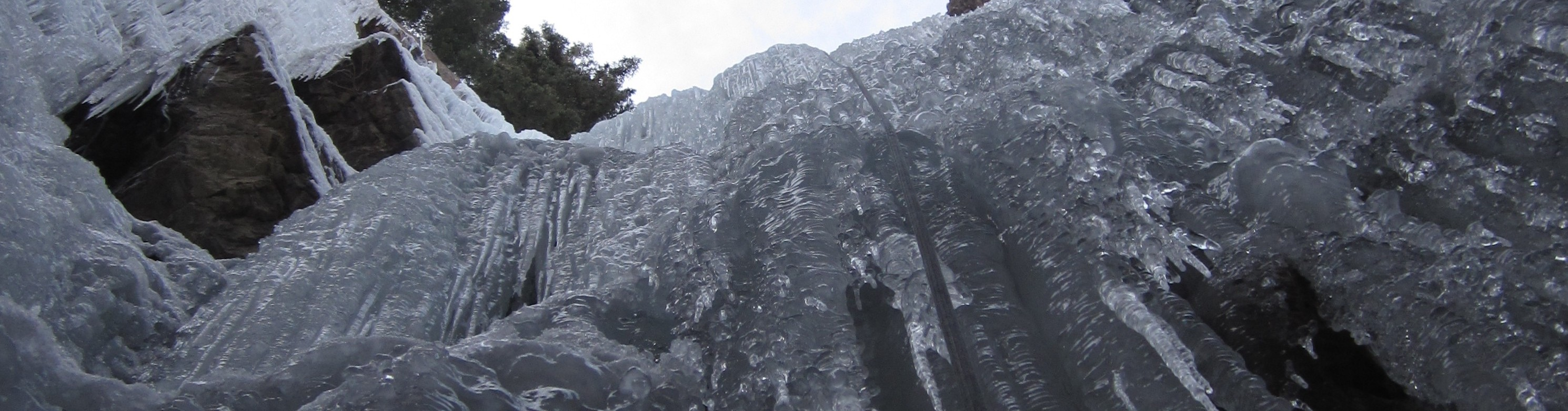 Ouray Backcountry Ice Climbing Tour