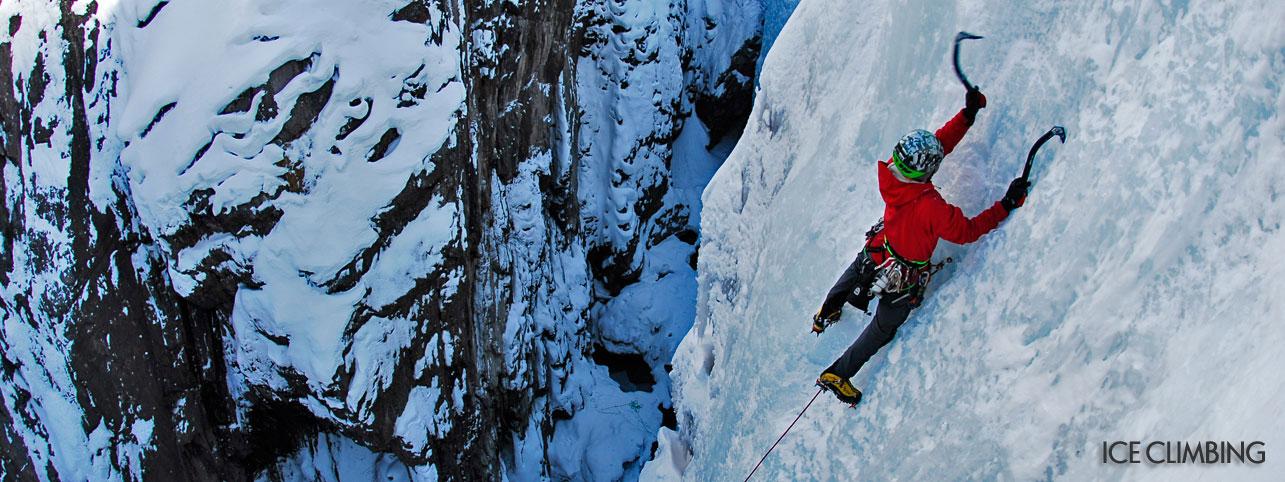 Ouray Ice Climbing San Juan Mountain Guides