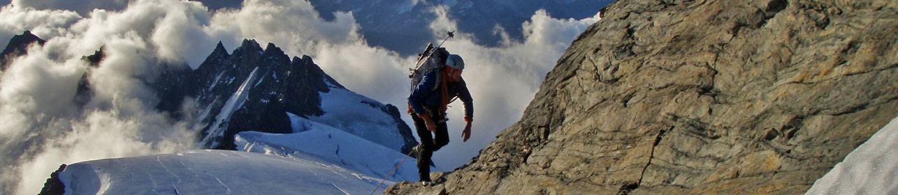 Summer Alpine Climbing: Speed = Safety