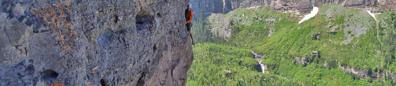 More Info on the Telluride Via Ferrata