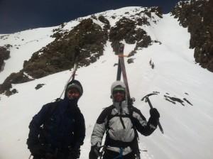 Loving Ski Mountaineering Camp!