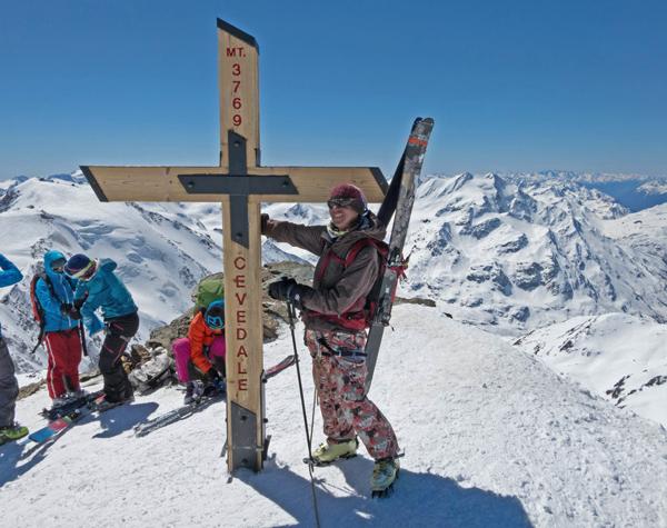 Ortler Circuit Ski Traverse