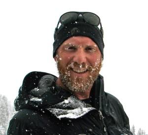 Aaron Pic Snow