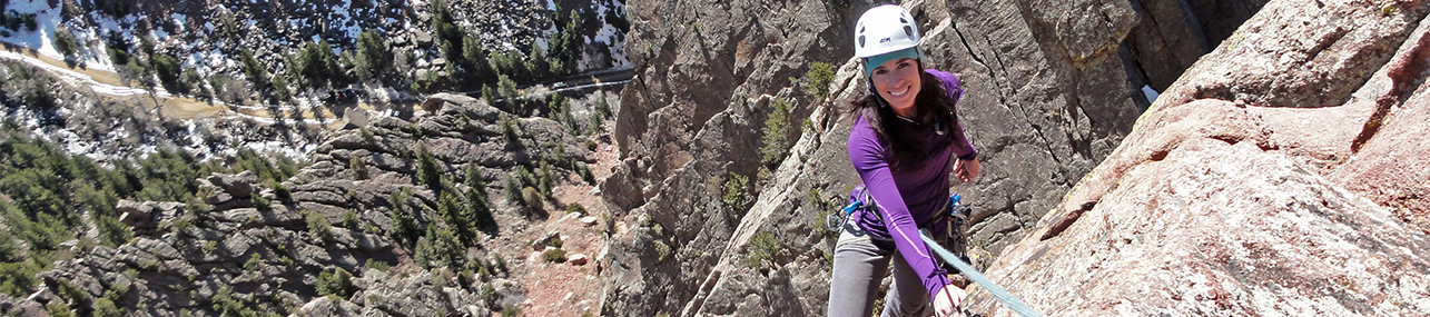 Boulder Colorado Rock Climbing