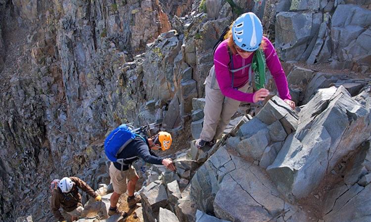 Wilson Peak Climbers