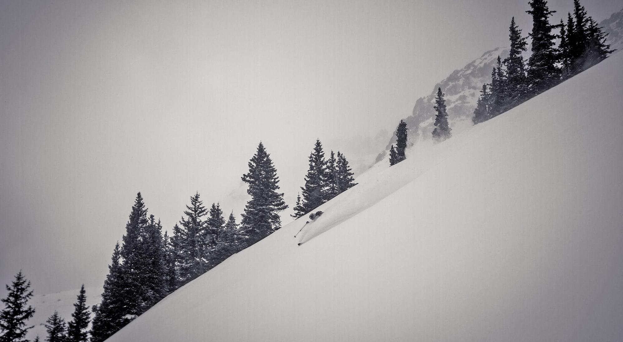 san juan backcountry skiing