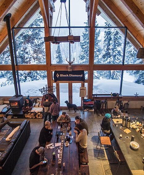 red mountain alpine lodge