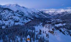 ski mountaineering red mountain alpine lodge