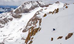 san juan ski mountaineering